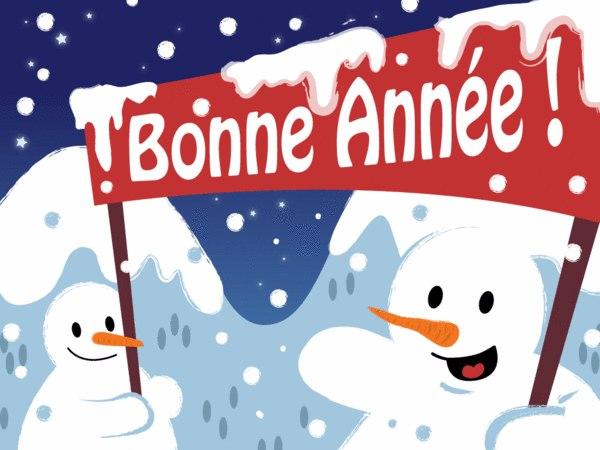 поздравления на новый год по-французски страна успешно