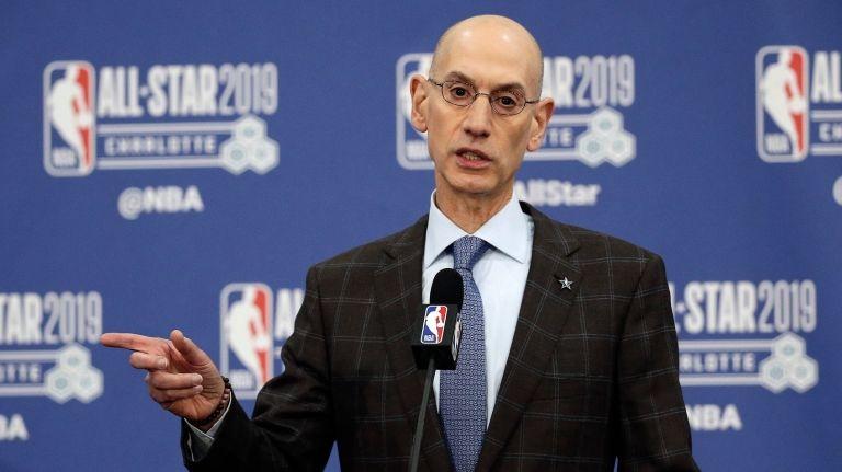 НБА рассматривает возможность проведения сезона-2020/21 в нескольких «пузырях»