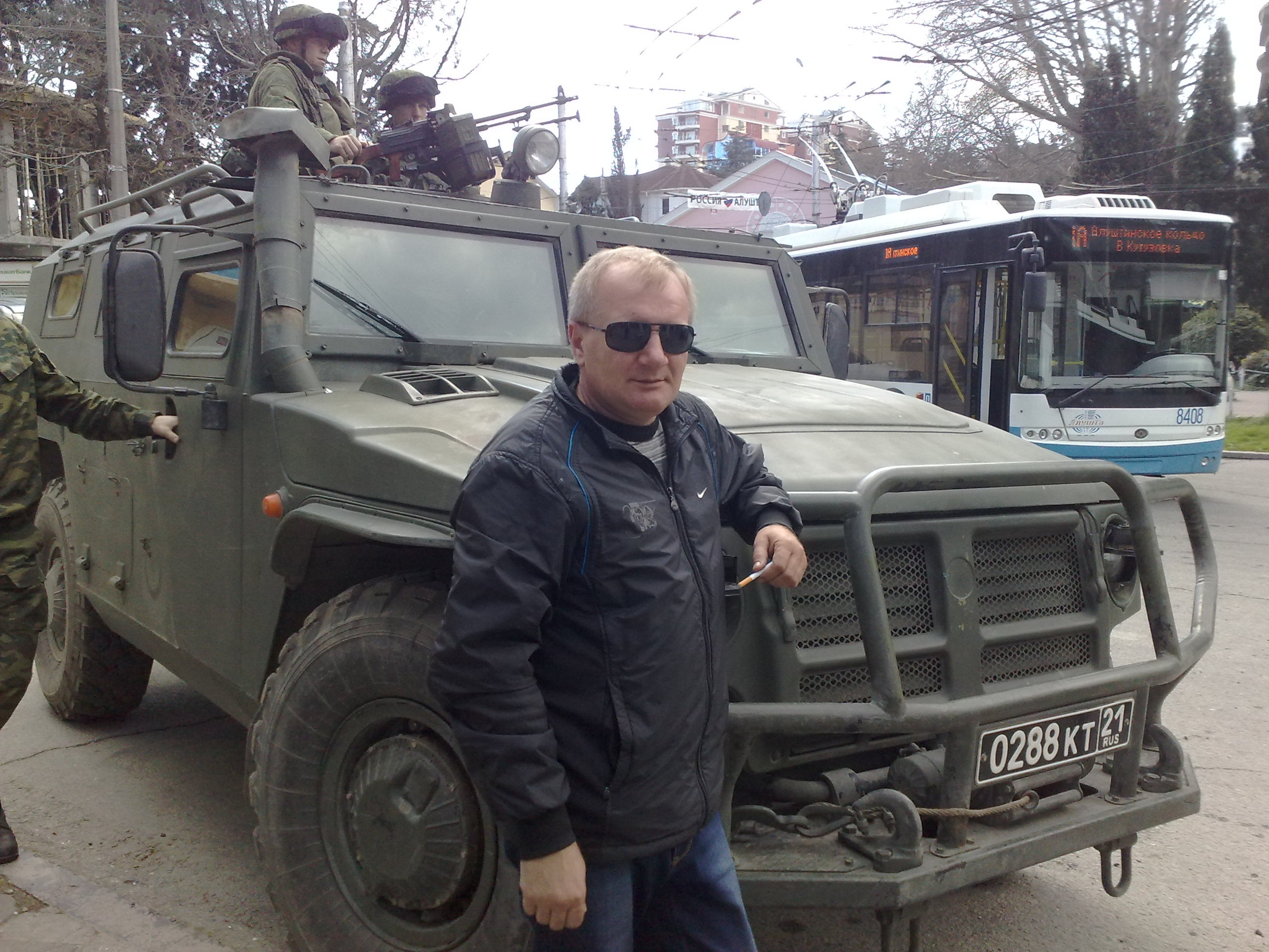Владимир, 53, Alushta