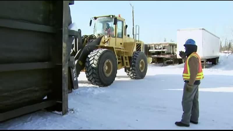 Ледовый Путь Дальнобойщиков 3 сезон 08 серия Роковой перевал Killer Pass