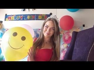 LIVE S2P #BALLOON BIRTHDAY PARTY! #B2P #Looner - High Heels Stomping- Ballon- Globo- воздушный шар