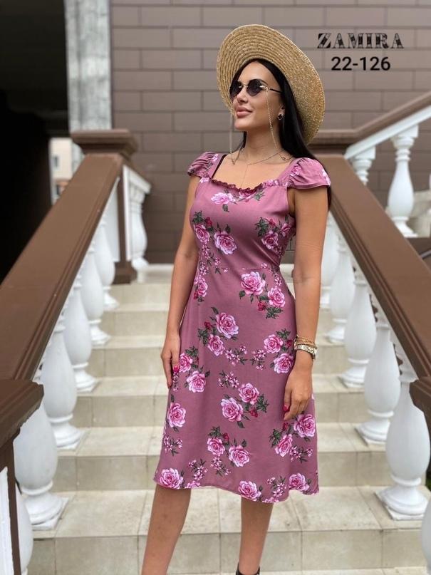 SALE SALE SALE  Лето - сезон отпусков  Не забудьте пополнить гардероб легкими платьями  ___________________________  Размеры 42 44 46 48  Цена снижена  с выбором   Материал штапель На модели наши платья