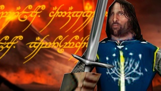 О чём была кампания Age of the Ring mod for Battle for Middle-earth