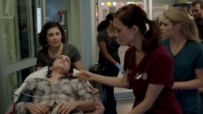 Медики Чикаго сезон 4 эпизод 4 промо: доктор Мэннинг помогает матери и сыну