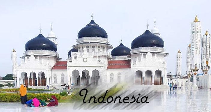 Такая разная Индонезия