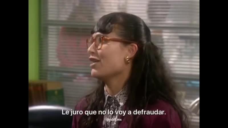 C36. Porque detrás de un momento lindo entre Armando y Betty siempre está Mario Calderón con sus memorables diálogos