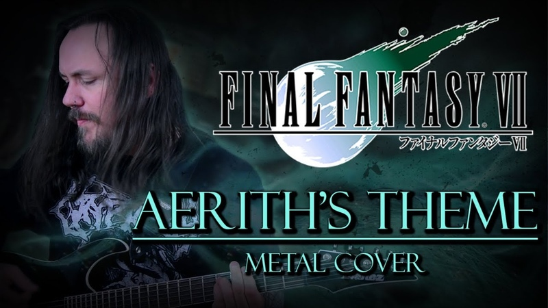 Final Fantasy VII Aerith's Theme Metal Cover by Skar Productions