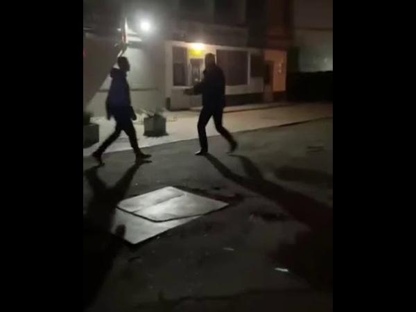 на Кубани полицейский выстрелил в ногу дебоширу