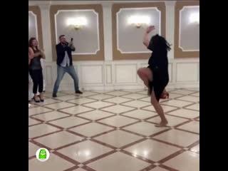 Пустите меня на танцпол!