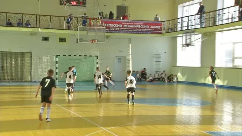 Завершились окружные соревнования Северный мяч среди юношеских команд 2010 2011 гг р