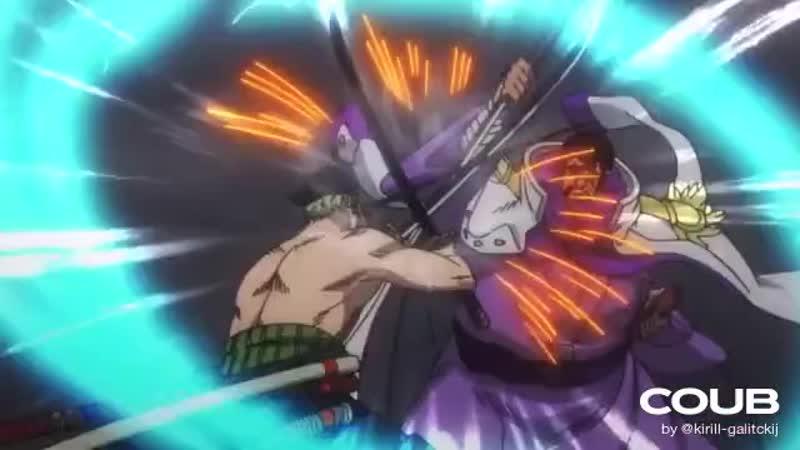 RORONOA ZORO VS ADMIRAL FUJITORA AMV One Piece Movie 14 Stampede