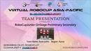 R20.7.9 - Russia Region - TEAM: Nutcracker -Finalist Presentation -RCJ OnStage Preliminary Secondary