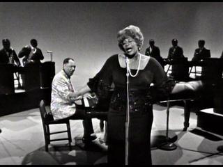 "Ella Fitzgerald and Duke Ellington ""It Don't Mean A Thing (If It Ain't Got That Swing)"""