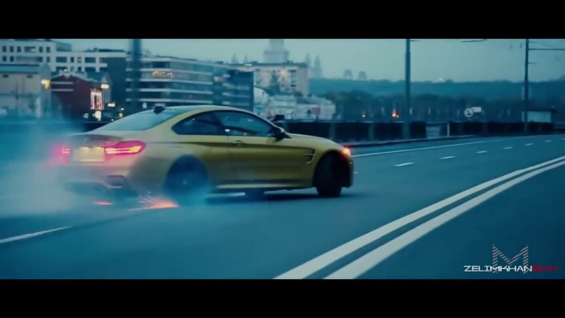 Rompasso Angetenar Low Bass by KniFe DRIFT BMW M4 МУЗЫКА В МАШИНУ