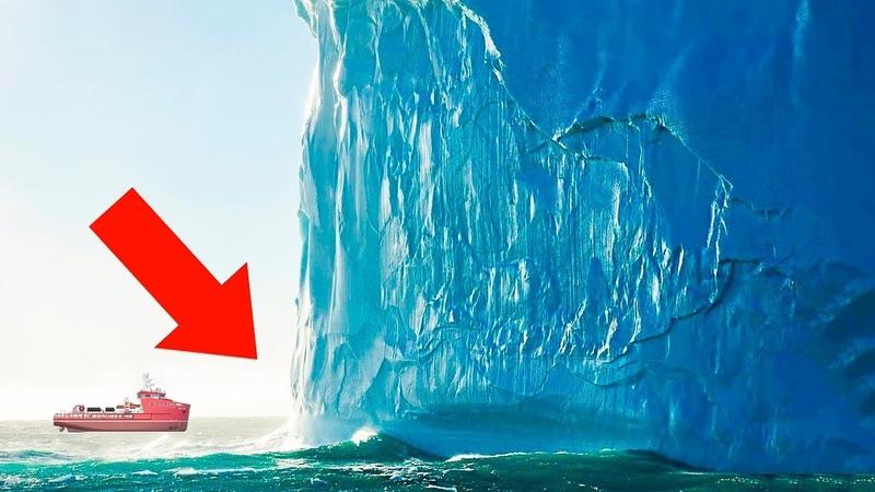 Почему Никому не Разрешено Проводить Исследования в Антарктике