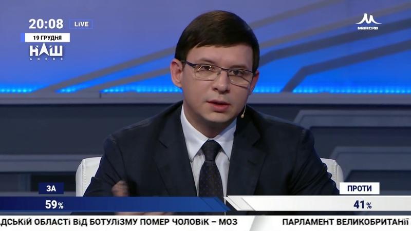Мураев Я поддержу атаку Керченского пролива если на кораблях будут Порошенко и Турчинов