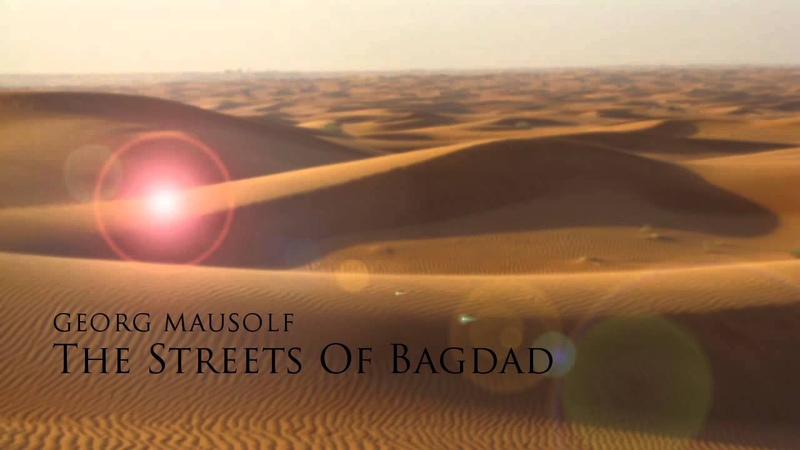 The Streets Of Bagdad Epic Prince Of Persia Style Film Music