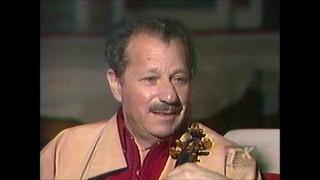 Первая скрипка. Передача о Льве Горелике - First violin. TV program about Lev Gorelik