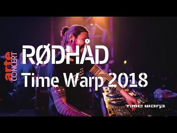 Rødhåd Time Warp 2018 Full Set HiRes