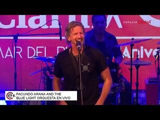 Facundo Arana & TBLO En Vivo, Espacio Clarin, Mar del Plata (22/01/2018)