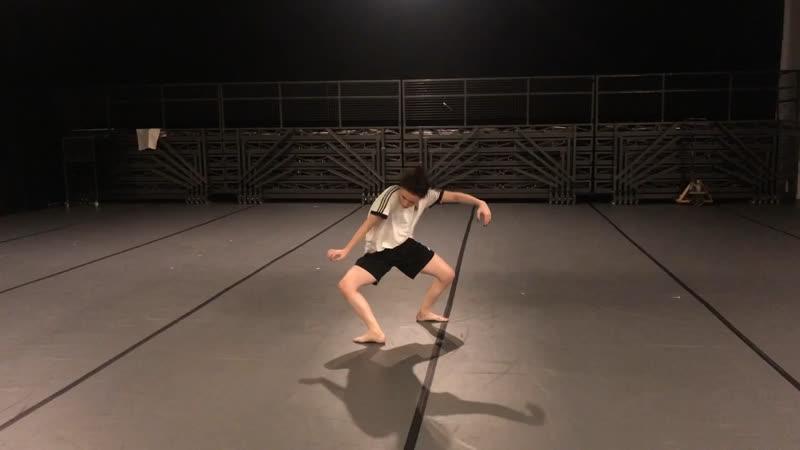 Kate Cheporova Batsheva dance company