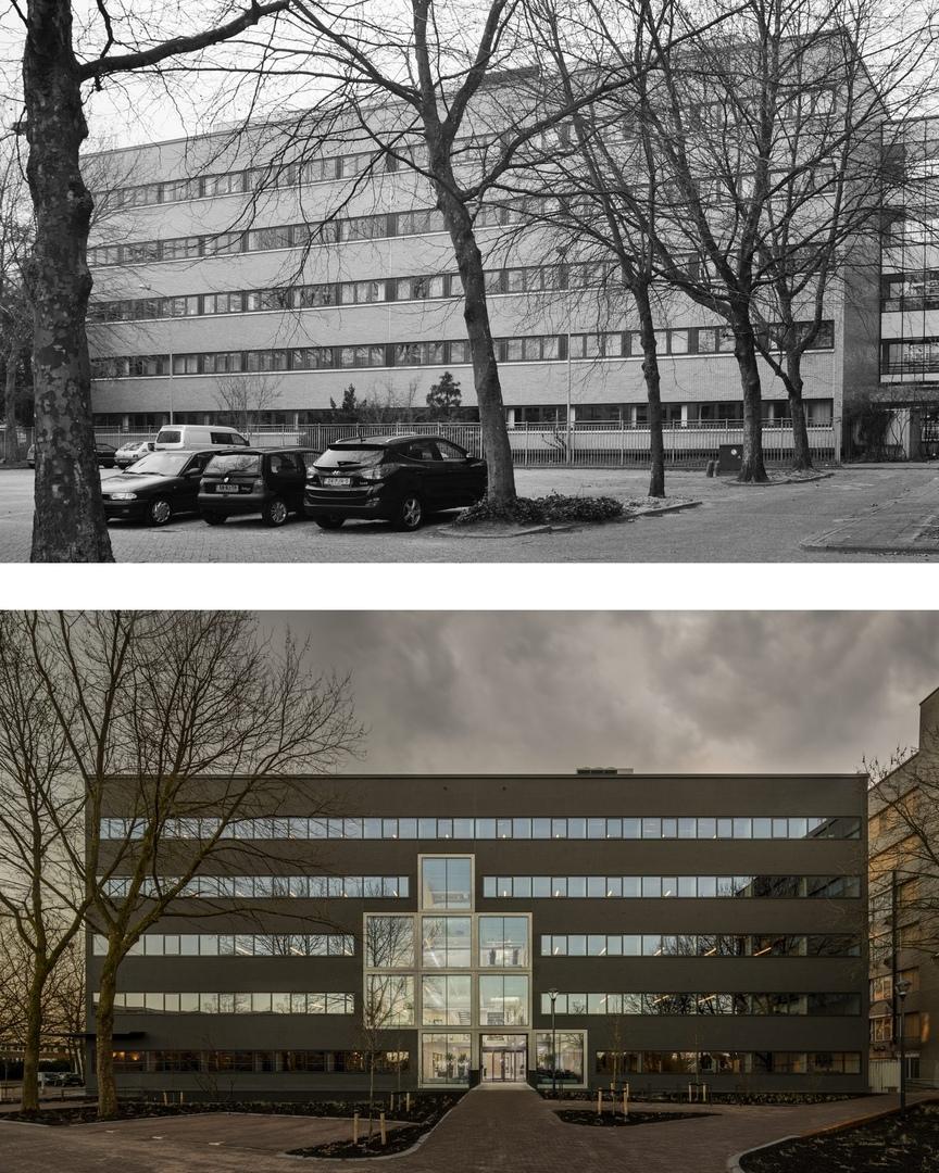 de Alliantie HQ \ Studioninedots \ Hilversum, NL