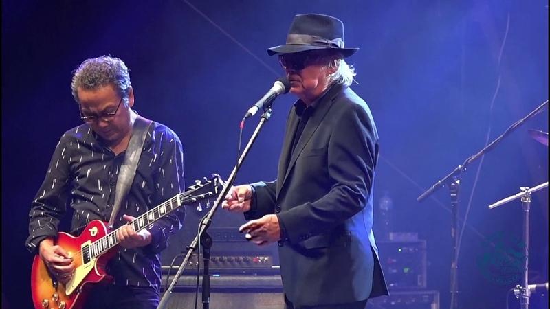 Oscar Benton Blues Band Live @ Open Air Blues Festival Brezoi România 21 07 2019 full show