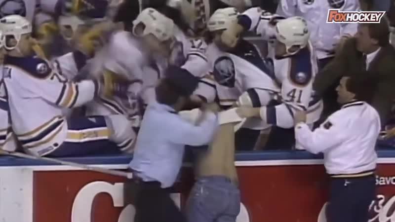 Хоккей блог 124 Болельщики выбегают на лёд 10 самых диких случаев на хоккее