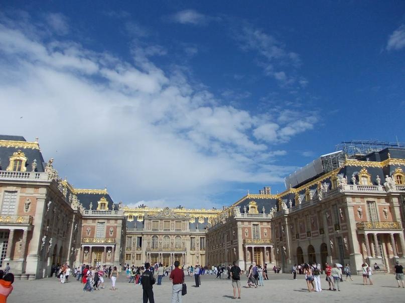 Обзор курорта Версаль (Франция), изображение №5