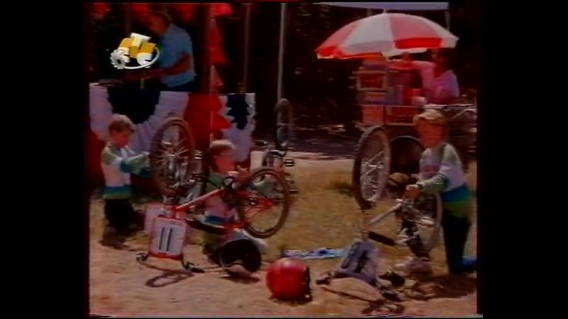 Новые приключения Лэсси 1 серия СТС Шестой канал 2001