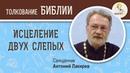 ИСЦЕЛЕНИЕ ДВУХ СЛЕПЫХ Неделя 7 по Пятидесятнице Толкование Библии Священник Антоний Лакирев