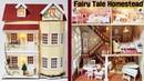 DIY Miniature Dollhouse KitㅣFairy Tale Homesteadㅣ동화속 저택ㅣ미니어처하우스ㅣ박소소