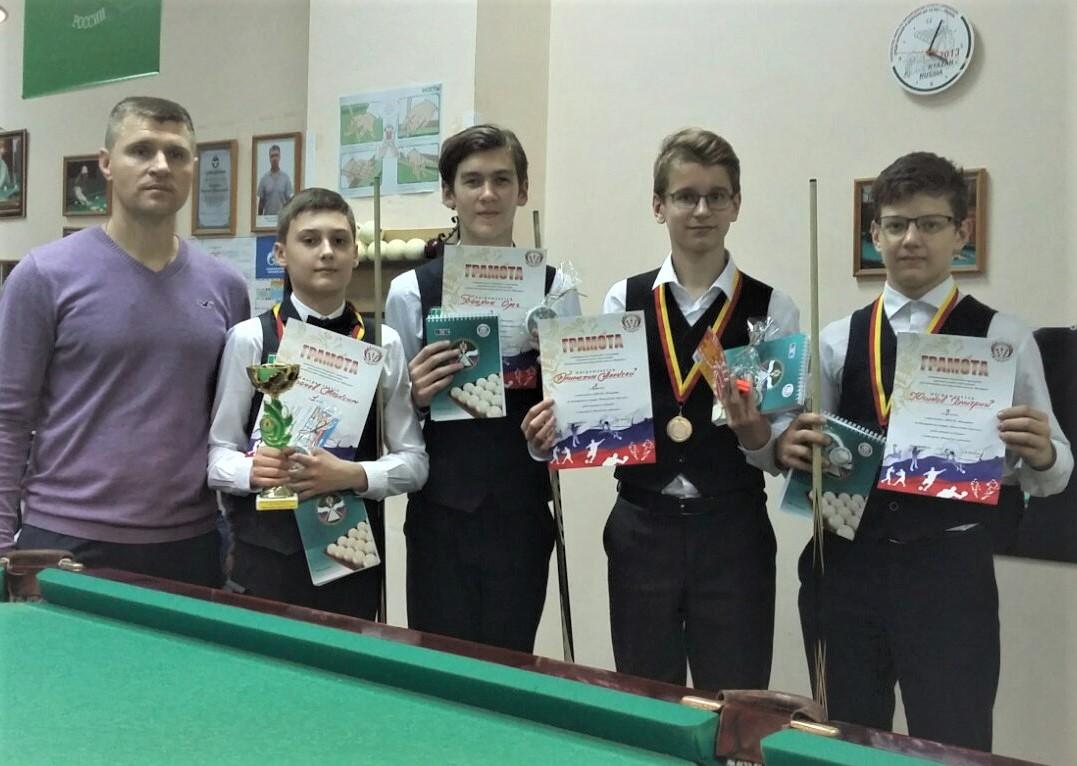 призёры