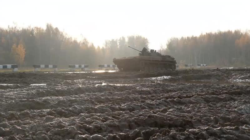 Полевой выход 4 курса 1 факультета ( Военно-политической работы и журналистики)