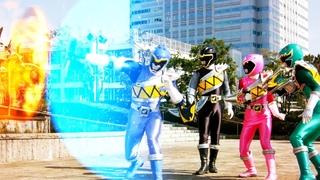 Могучие Рейнджеры Дино Заряд, эпизод 8, 1080p (дубляж)