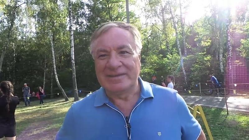 ЛЧУ 2020 Владимир Брынзак о первых гонках Бондарь Варвинец Абрамовой и комплексе в Буковеле