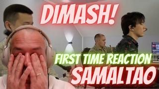 DIMASH   SAMALTAO   FIRST TIME REACTION