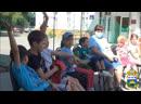 В рамках акции «Каникулы с Общественным советом» омутинские полицейские и общественники побывали в детском летнем лагере