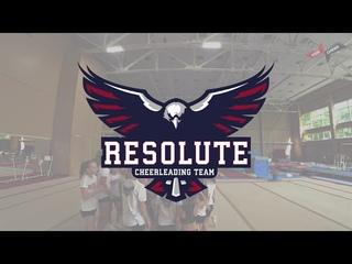 Семинар с командой RESOLUTE | CheerCamp 37 | Cheerleading workshops | CheerCamp