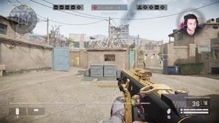 Стрим по Warface PS4