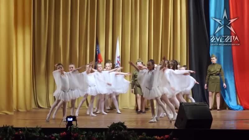 Анонс открытия II Фестиваля талантов Время Победы в Луганске 21 февраля 2020 г