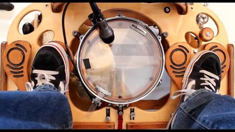 V.5 Farmer Foot Drum Breakdown w Eric Dane Jaqua