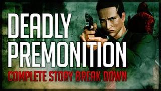 Deadly Premonition - Complete Story Break Down