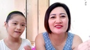 Chị Silent Sea đón Gia Linh đi học về rồi đi mua sắm chuẩn bị cho 1 chương trình đặc biệt