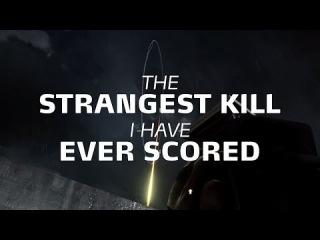 Battlefield 4 - The Patient Rocket (BIZARRE KILL)