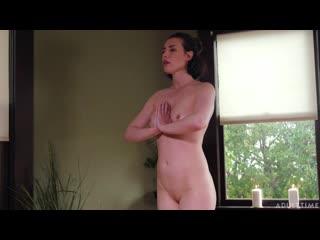[AdultTime] Casey Calvert - Naked Yoga Life
