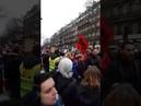 [Grève Générale] Rue La Fayette, Paris, Jeudi 9 janvier 2020, 15h31