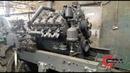 Сборка трактора Т 150 в Чебоксарах. Ремонт двигателя в Чебоксарах.