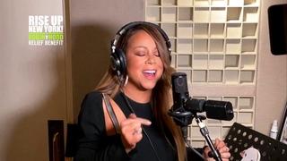 Mariah Carey - Through The Rain/Make It Happen (Live at Rise Up New York!)