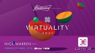 La Feria - Virtuality with Nick Warren (Parte 1) #laferiaclub